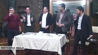 50 MANAT DA GƏLDİ (Resad, Vuqar, Terlan, Ilqar, Elvin) Meyxana 2017