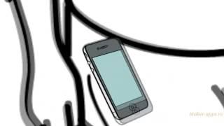 Мобильные приложения  Промо ролик