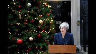 After May survives no-confidence vote, what's next for Brexit? | Kholo.pk