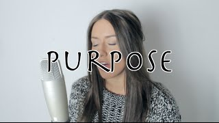 Purpose (Justin Bieber) | Georgia Merry Cover