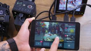 Live Stream On Facebook & Youtube With DSLR Camera - YOLOBOX