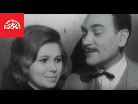 Semafor - Suchý & Šlitr, Jiří Jelínek, Jana Malknechtová - Motýl (Oficiální video)