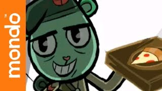 Happy Tree Friends - Ka-Pow! Operation Tiger Bomb