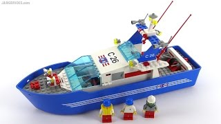 LEGO System C26 Sea Cutter from 1996! set 4022