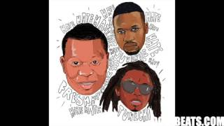 Mannie Fresh Feat. Lil Wayne, Juvenile & Birdman - Hate (Audio)
