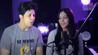 ميدلى عمرو دياب وتامر حسنى ( نفس الحنين + صدقنى خلاص ) (Lagu arab (sub arab+indonesia