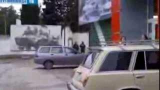 Российские военные с оружием блокируют штаб ВМС Украины