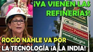 ¡Ya vienen las refinerías a México! López Obrador si CUMPLE - Campechanenado