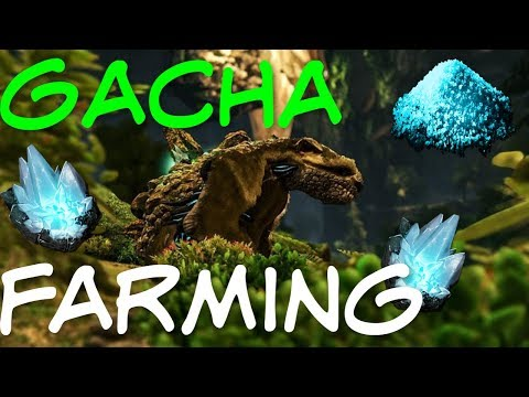 How to Get Gacha Loot Ark Extinction  Top Tier! - игровое видео