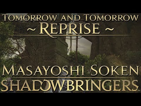 FFXIV: Shadowbringers OST - Tomorrow and Tomorrow ~Reprise~