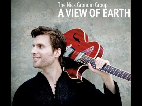 Nick Grondin - A View of Earth Album Trailer online metal music video by NICK GRONDIN