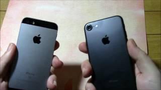 iPhone SE VS iPhone 7 - классика против модерна!