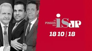 Os Pingos Nos Is - 18/10/18