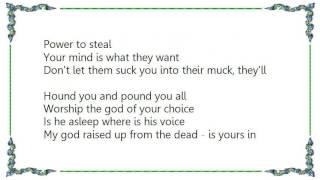 Barren Cross - Cultic Regimes Lyrics