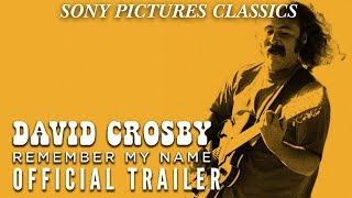 David Crosby: Remember My Name (2019) Video