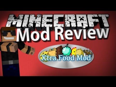 Minecraft Mod Review: Kitchen Craft!!