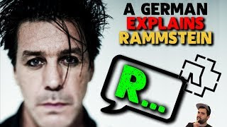 A GERMAN EXPLAINS RAMMSTEIN 🔥 Why does Till Lindemann roll the 'r'? | VlogDave