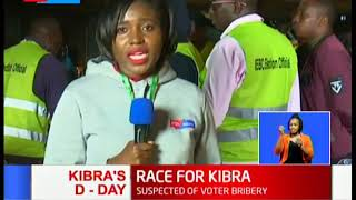 Vote counting begins in Kibra by - election as residents keenly await for their next member of parli