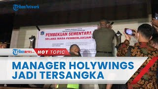 Manajer Holywings Kemang Resmi Jadi Tersangka Kasus Kerumunan, Terancam Hukuman 1 Tahun Penjara