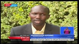 KTN Leo: Bingwa wa Olimpiki Wilson Kipsang' ajitosa katika ulingo wa siasa kama mbunge wa Keiyo