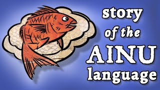 The Ainu language - short history, plus a note about last speakers and pandemics