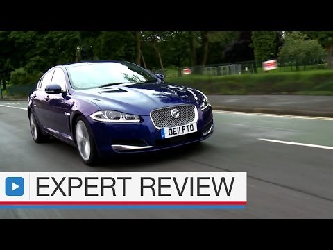 Jaguar XF saloon expert car review
