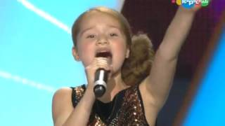 Вилена Хикматуллина - Выше неба (JESC 2015 Russian national final)