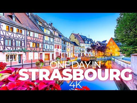הקסם של העיר שטרסבורג