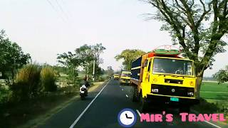preview picture of video 'Bike Vlogging 005 | Dhaka-Tetulia roadside vlog 005 | Mir's Travel'