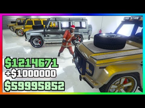 How To MAKE MONEY Duplicate RARE Dubsta 2 Cars In GTA 5 Online | NEW Solo Money Method/Guide 1.42