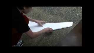 styrofoam glider rc - मुफ्त ऑनलाइन वीडियो