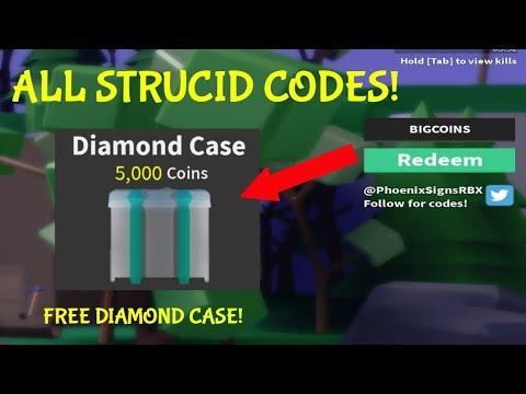 Promo Codes For Roblox 2018 Strucid Alpha