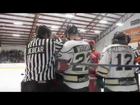 Branden Parkhouse vs Nicholas Wright