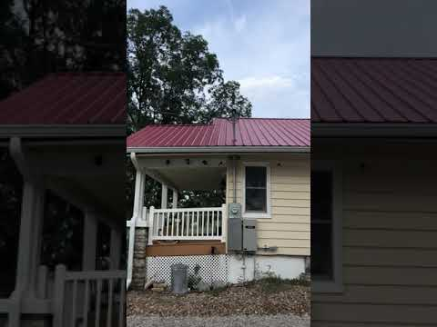 Standing Seam Metal Roof for Home in Osawatomie, KS