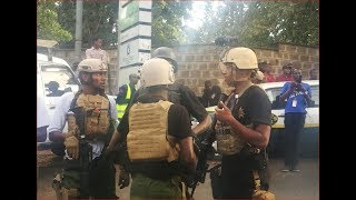 EXCLUSIVE: Inside Riverside Attack | Elite squad | Evacuation | Firefight