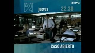 TVE2 PROMO CASO ABIERTO 2006/2007