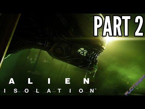 Alien: Isolation #2 | PRVNÍ KONTAKT!!