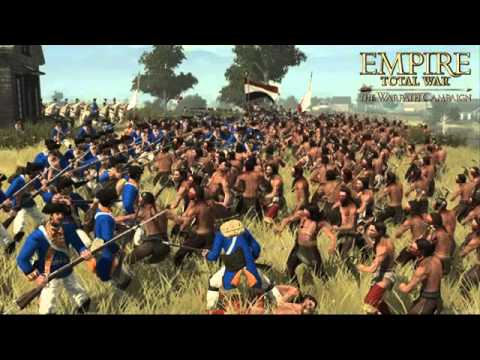 Empire : Total War : The Warpath Campaign PC