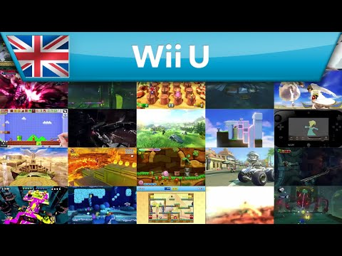 Nintendo Promotes 17 Wii U Games in This gamescom Video