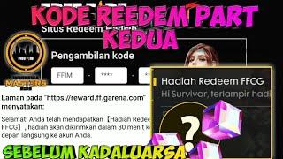 garena free fire indonesia live kode redeem ff nc - TH-Clip