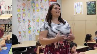Mrs. Allen Chosen as 12 News Teacher of the Week!