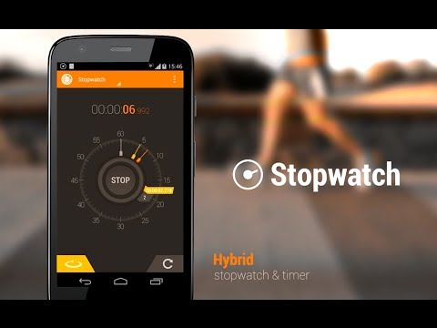 Video of Stopwatch Timer
