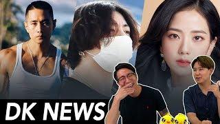 Jungkook, Jisoo's Dating Drama   Banned K-pop Star Returns To Korea?