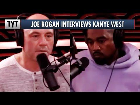 Kanye West Makes Case For Presidency on Joe Rogan's Show