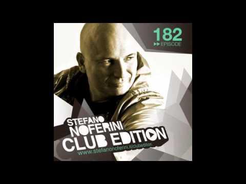 Club Edition 182 with Stefano Noferini