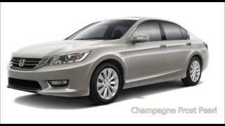 preview picture of video '2015 Honda Accord Sedan Colors - Hagerstown Honda'