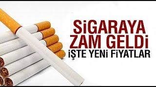 2019'Da Sigaraya Ne Kadar Zam Geldi? ►İşte Tüm Sigaraların Yeni Fiyatları (SON DAKİKA..)