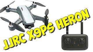 Квадрокоптер JJRC X9PS HERON весом до 250 грамм. Стабилизатор для камеры