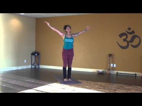 LET GO: A Creative Vinyasa Yoga Flow With Becca Pati