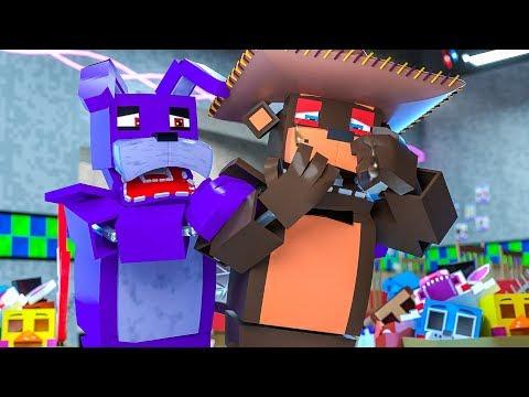 Minecraft FNAF 7 Pizzeria Simulator - Everything Will Be Okay...(Minecraft Roleplay)